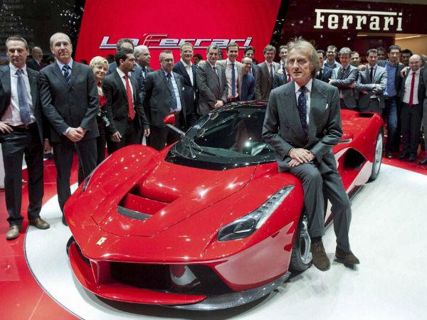 Ratan Tata On LaFerrari | Geneva Motor Show - DriveSpark