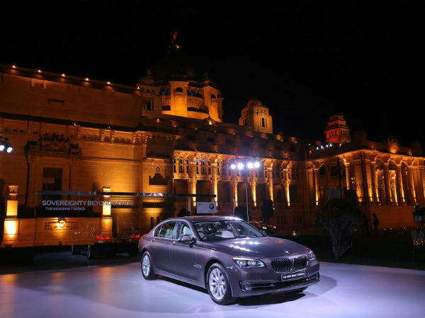 New Bmw 7 Series Exclusive Preview Jodhpur One World