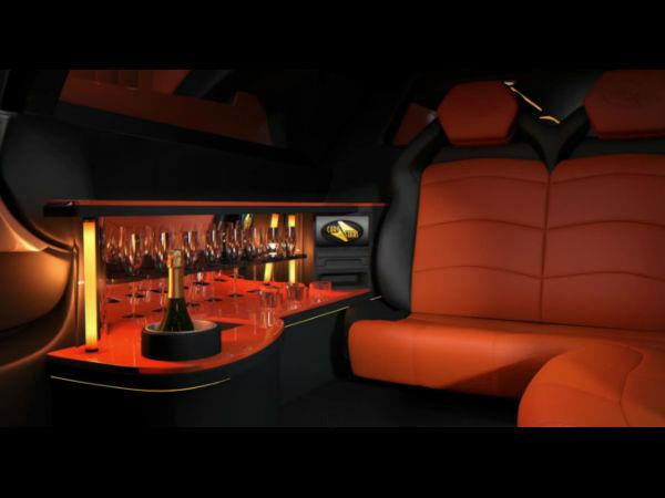 Lamborghini Aventador Limo Cars For Stars Drivespark News