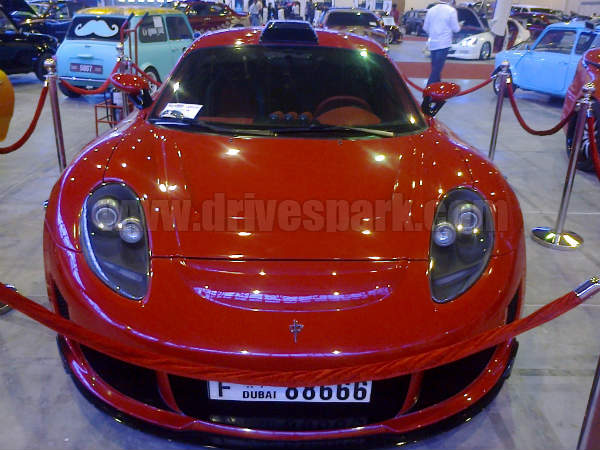 Middle East Motor Tuning Show 2017