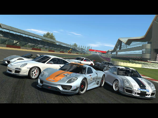 real racing 3 gameplay android