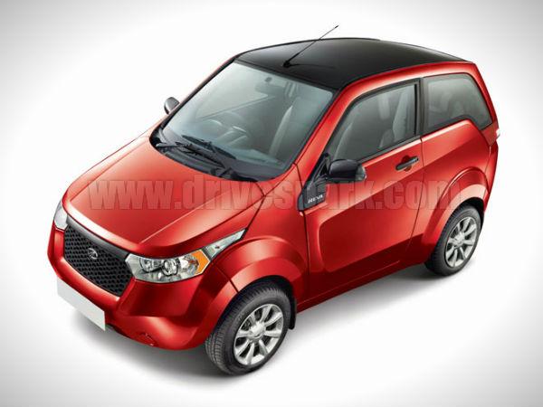 Mahindra Mini Car Reva Price