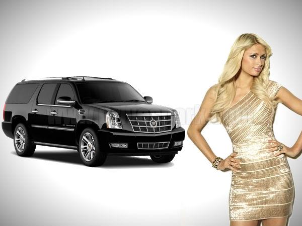 Paris Hilton Car Collection Drivespark