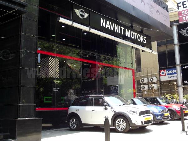 Bmw Mini Bangalore Dealership Opens Drivespark News