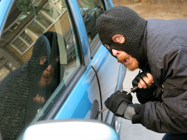 Things To Do Vehicle Theft