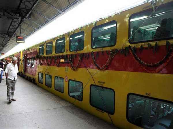 chennai bangalore ac double decker express