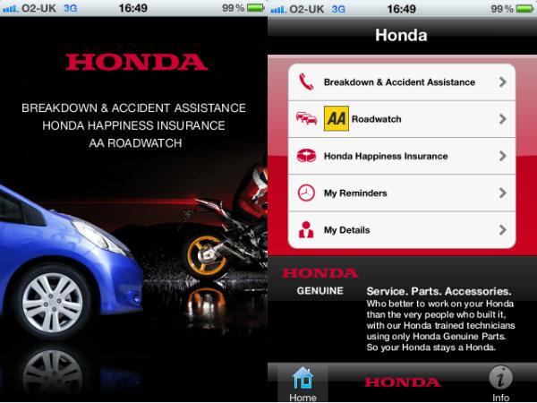 Honda Roadside Assistance >> Honda Roadside Assistance App Drivespark News