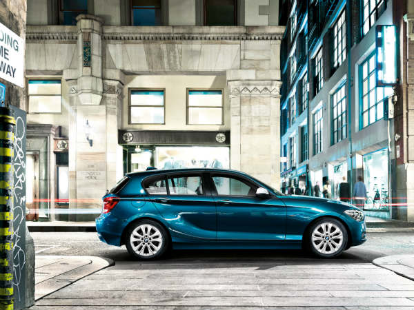 Bmw 1 Series Hatchback India Launch Drivespark News