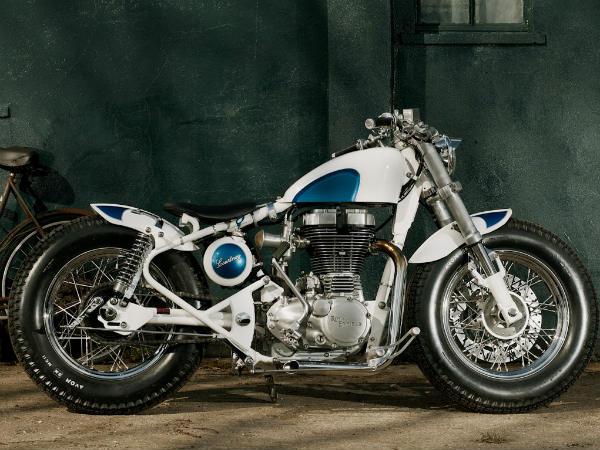 EFI | Custom Royal Enfield | Old Empire Motorcycles