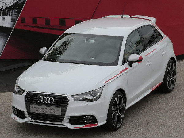 audi a1 le mans r18 special edition worthersee tour. Black Bedroom Furniture Sets. Home Design Ideas