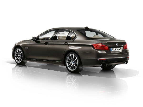 Bmw 2014 Bmw 5 Series Facelift Unveiled Drivespark News