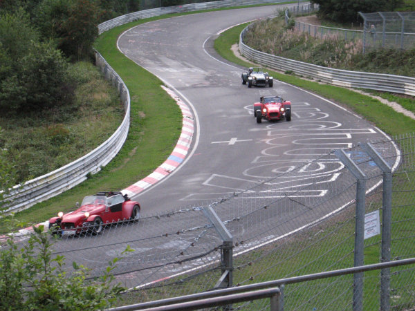 Nurburgring To Be Sold Next Month For $170 Million