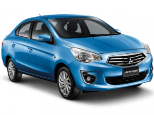 Mitsubishi Attrage Compact Sedan Revealed