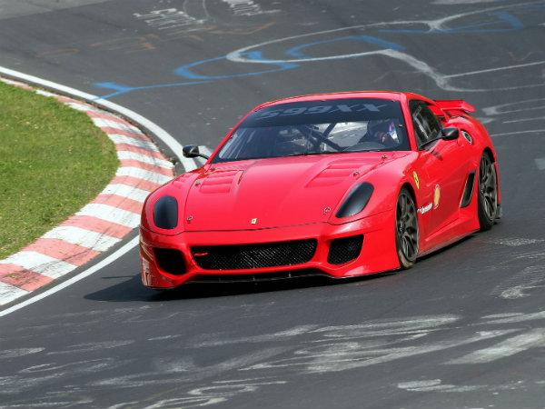 Ferrari 599 Non Road Legal