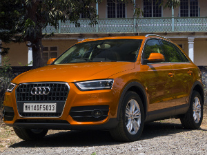 Audi First 100 Q3 Models To Get Special Finance Schemes