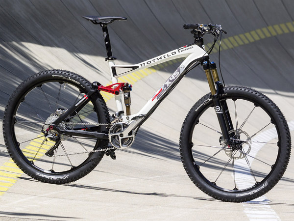rotwild mercedes amg r x45 amg mountain bike. Black Bedroom Furniture Sets. Home Design Ideas