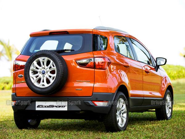 Ford Ecosport Ford Ecosport Review Car Reviews Drivespark Reviews