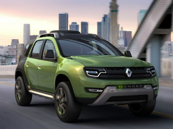 Duster Facelift Expected In Frankfurt