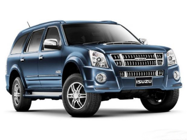 The Newest Isuzu Mu 7 2013 2014 Information Thailand | Autos Weblog