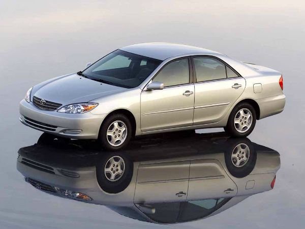 toyota camry 30th anniversary 10 million cars sold models over the year. Black Bedroom Furniture Sets. Home Design Ideas