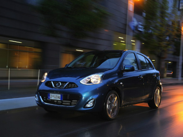 Nissan | 2013 Micra Launched - DriveSpark News
