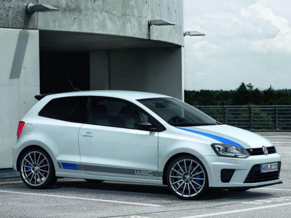 vw polo r wrc production drivespark news. Black Bedroom Furniture Sets. Home Design Ideas