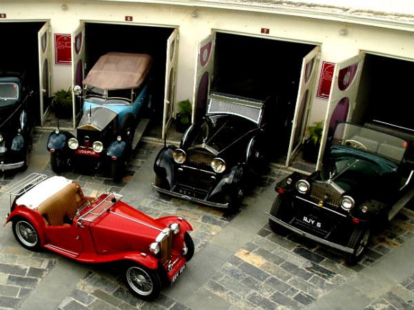 Image result for Vintage Car Museum udaipur