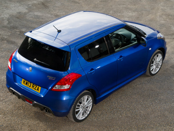 suzuki swift 4x4 announced for uk drivespark news. Black Bedroom Furniture Sets. Home Design Ideas