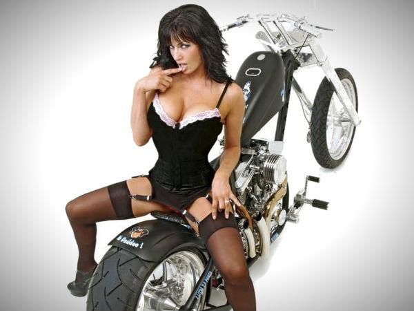 Harley Davidson Female Bikes
