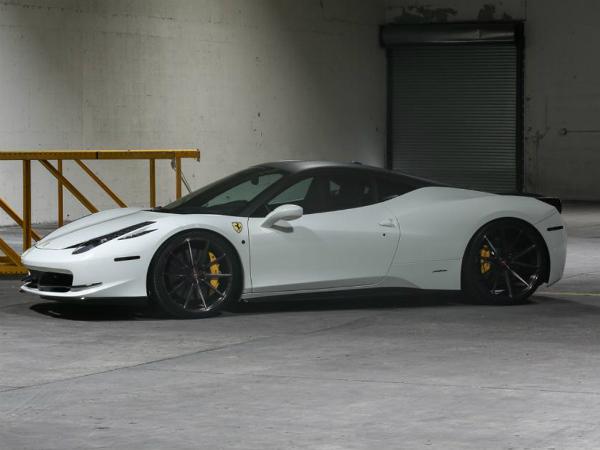 Ferrari 458 With 1m Wheels Gets Ignored On Ebay