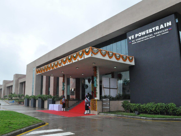 Volvo Eicher Commercial Vehicles New Engine Plant Drivespark News