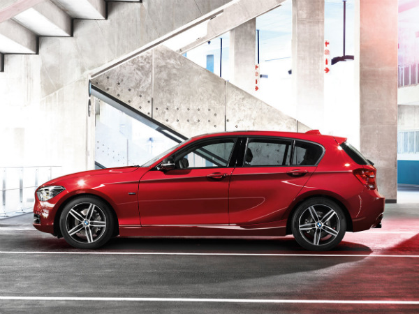 Bmw 1 Series India Launch On September 3 Drivespark News