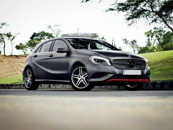 Dc Design Adds Its Touch To Mercedes Benz A Class Drivespark