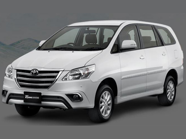 Toyota Innova (Kijang) Receives Facelift In Indonesia