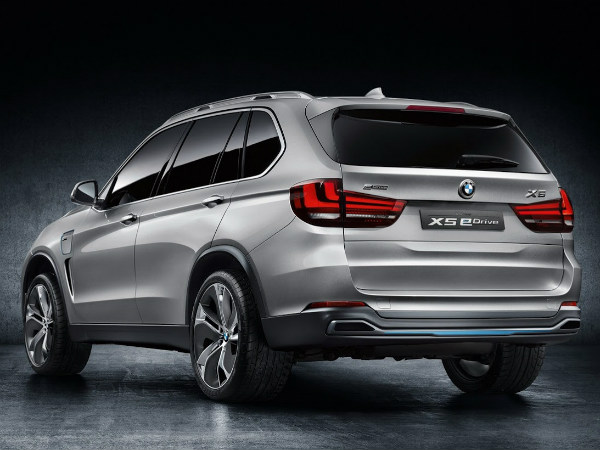 bmw concept5 x5 edrive plug in hybrid heads to frankfurt drivespark. Black Bedroom Furniture Sets. Home Design Ideas