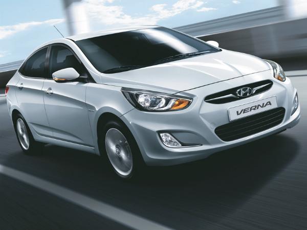 Hyundai Verna To Receive Few Minor Changes Drivespark News