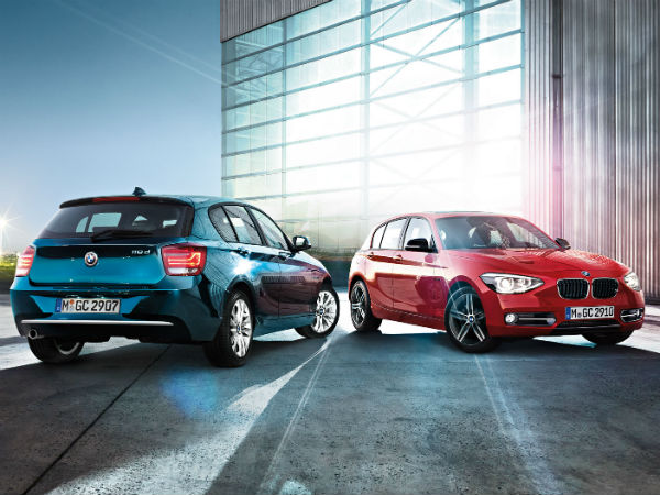 bmw 1 series launched starting price rs 20 9 lakhs drivespark. Black Bedroom Furniture Sets. Home Design Ideas