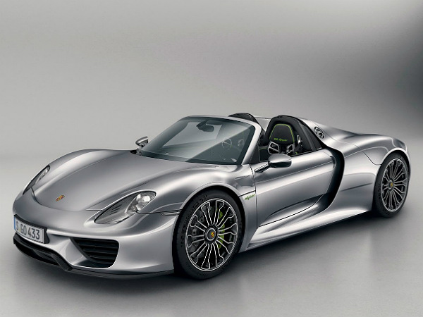 Porsche Supercar Put On The Back Burner; Ferrari Must Be Prancing About Now