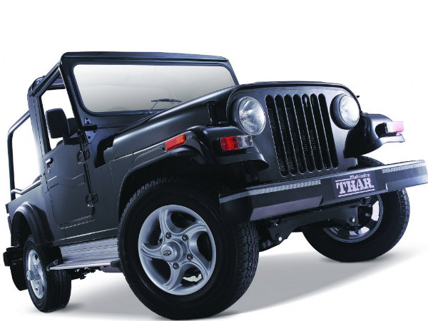 Mahindra Thar Upgrade Removes The Chink In The Suv S