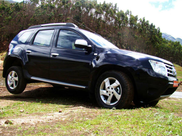 Renault Duster Wheels