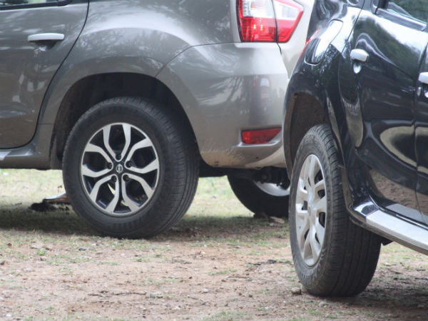 Nissan Terrano Wheels