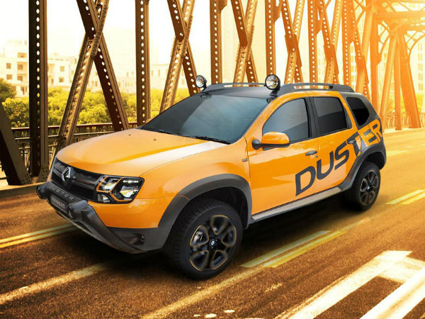 renault duster detour concept a modified duster from johannesburg drivespark. Black Bedroom Furniture Sets. Home Design Ideas
