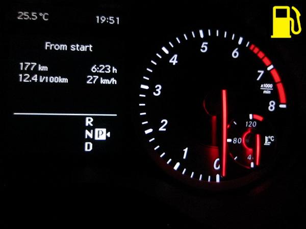 Hyundai I20 Dashboard Warning Lights