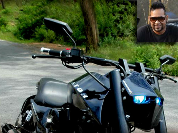 Custom Motorcycles Builders From India - DriveSpark