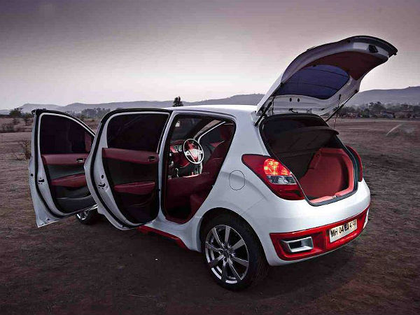 Dc Design Hyundai I20 Shows How Not To Spoil A Car Drivespark