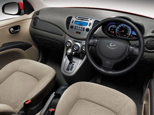 Hyundai Grand i10 Automatic Petrol: Price Rs 5.95, Features ...