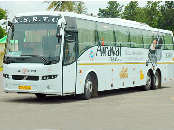 Volvo 9100 9400 Bus Models