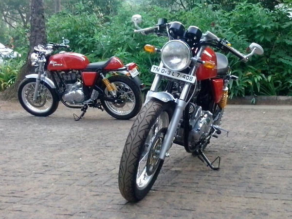 Royal Enfield Continental Gt Price Specs Feature Details