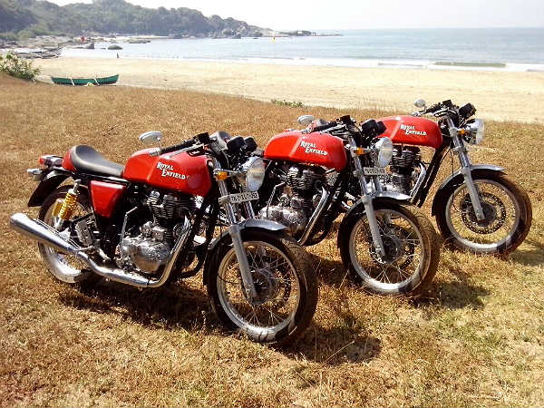 Royal Enfield Continental GT India Launch