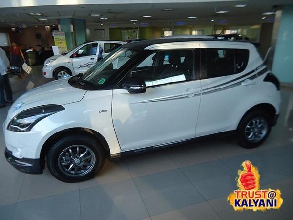 Maruti Swift Platinum Edition By Kalyani Motors